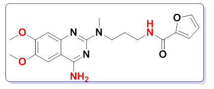Alfuzosin EP Impurity A / Alfuzosin USP Related Compound A