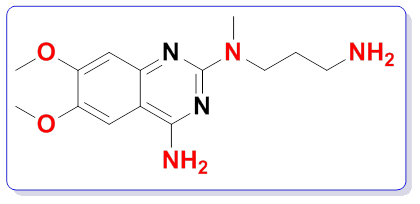 Alfuzosin EP Impurity D / Alfuzosin USP Related Compound D