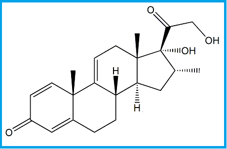 DEXAMETHASONE EP IMPURITY E/ VAMOROLONE