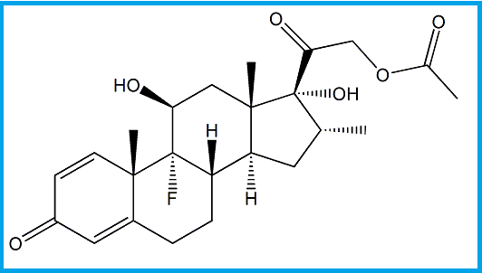 DEXAMETHASONE EP IMPURITY G/ DEXAMETHASONE ACETATE
