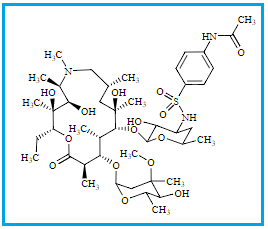 Azithromycin EP Impurity 1 / USP RC - 1 / BP Impurity 1