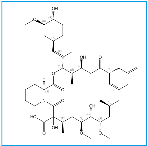Tacrolimus 21-Carboxylic acid Impurity